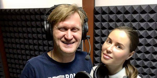 Андрей Рожков и Юлия Михалкова