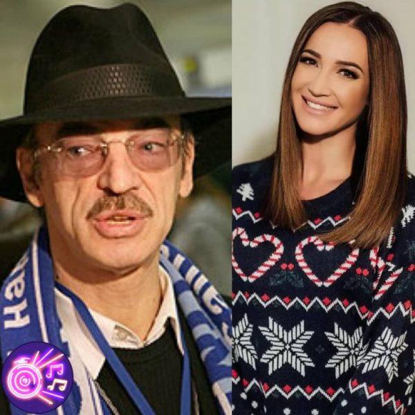 Михаил Боярский и Ольга Бузова