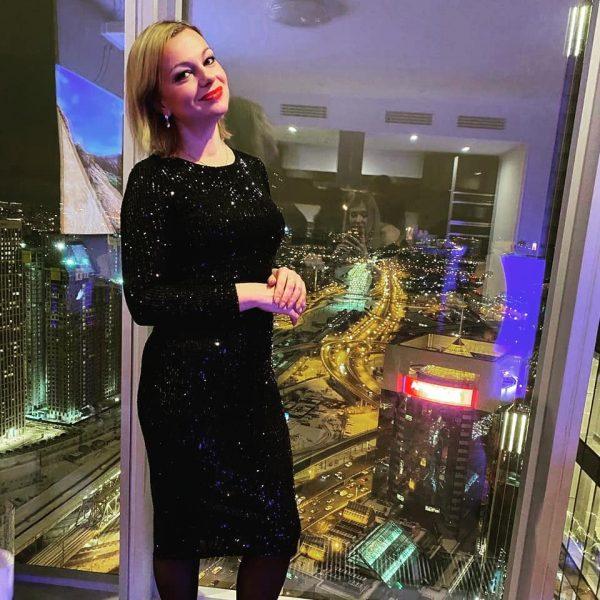 Гражданская жена Отара Кушаншвили Ольга