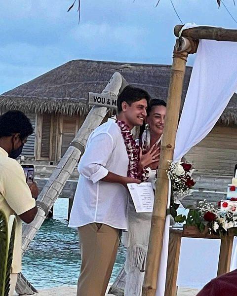 Свадьба Бузовой и Давы