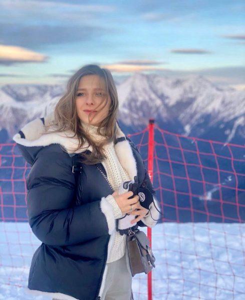 Лиза Арзамасова,