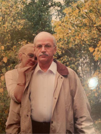 Игорь Выхухолев с дочерью