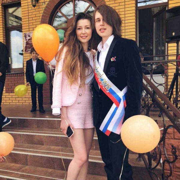 Анна и Майкл Заворотнюк