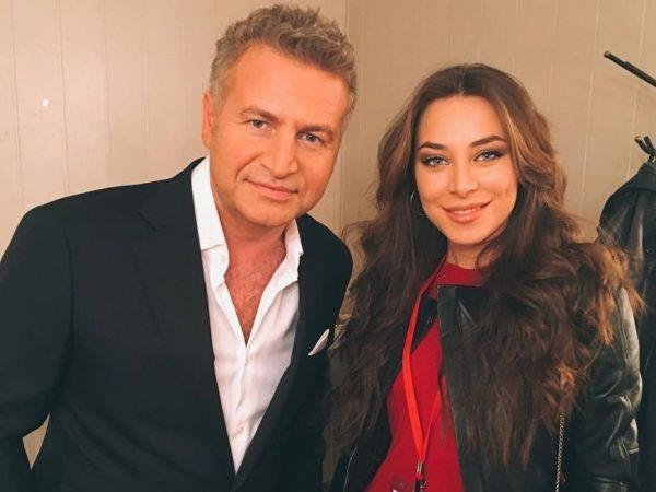 Леонид Агутин  и Элина Чага