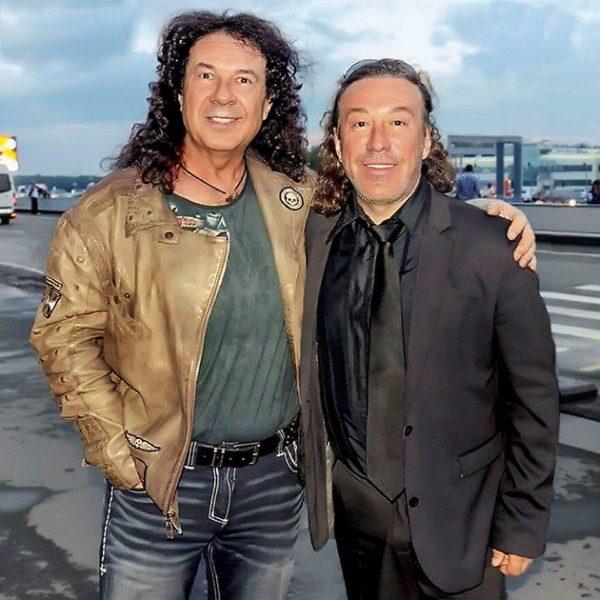 Владимир и Александр Кузьмины