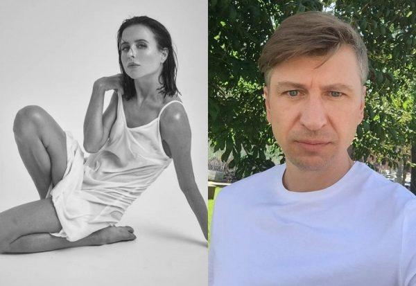 Алексей Ягудин и Мирослава Карпович