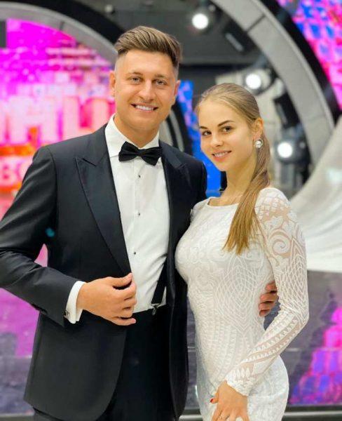 Давид Манукян, Дарья Палей
