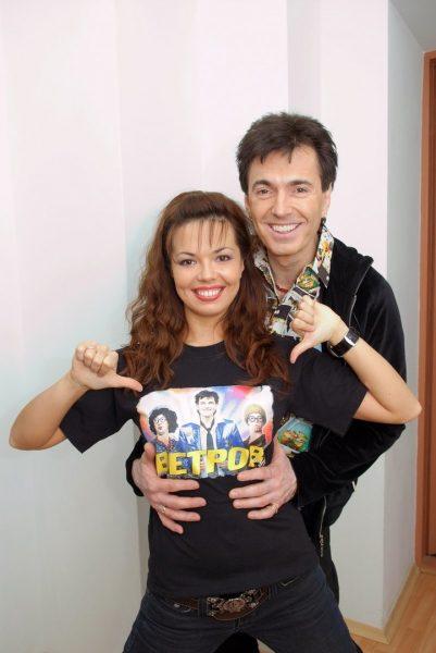 Геннадий Ветров и Карина Зверева