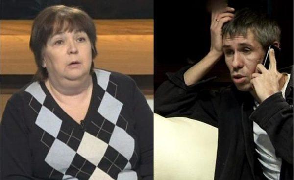 Татьяна Власова и Алексей Панин