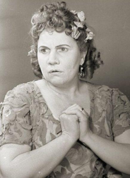 Нина Сазонова,