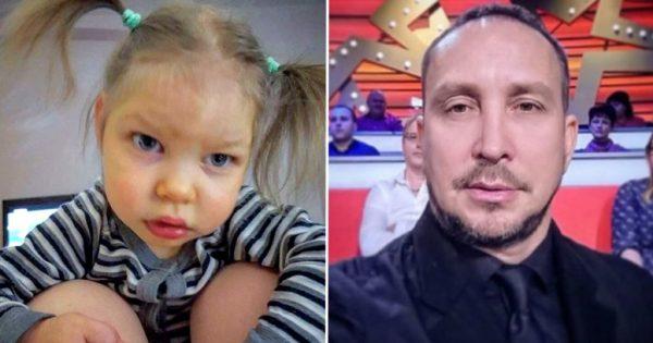 Данко и его дочь Агата.