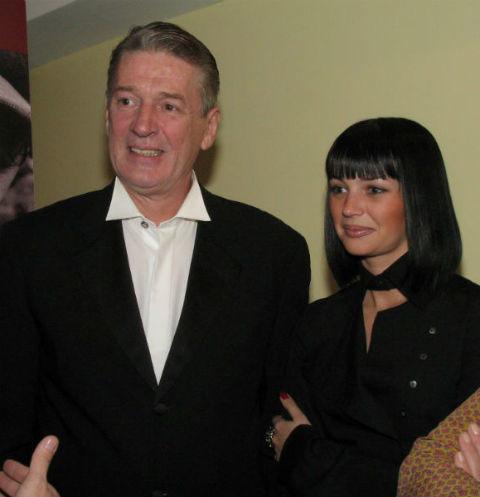 Юлия Абдулова и Александр Абдулов