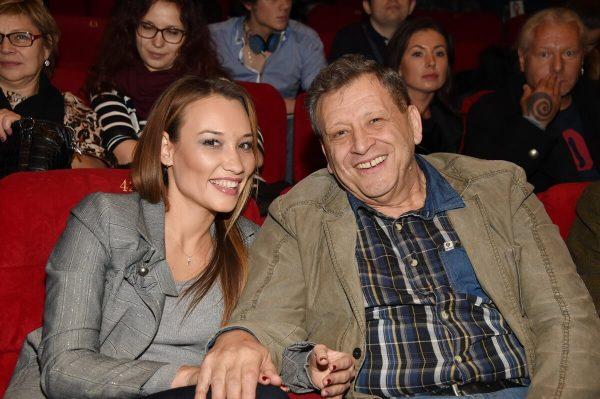 Борис Грачевский с женой Екатериной