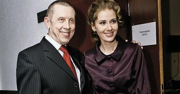 Валерий Золотухин, Ирина Линдт