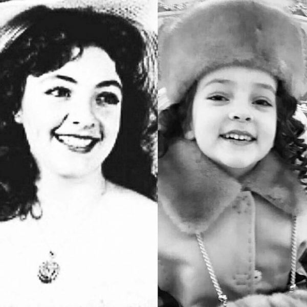 Мама и дочка Филиппа Киркорова
