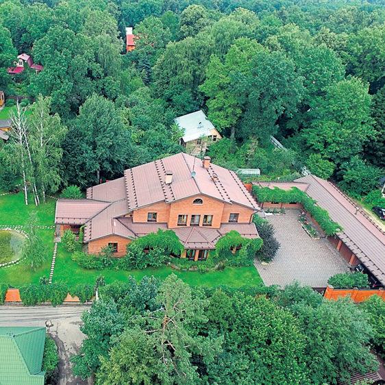 Дом Кизякова
