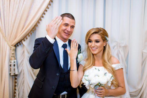 Курбан Омаров и Ксения Бородина
