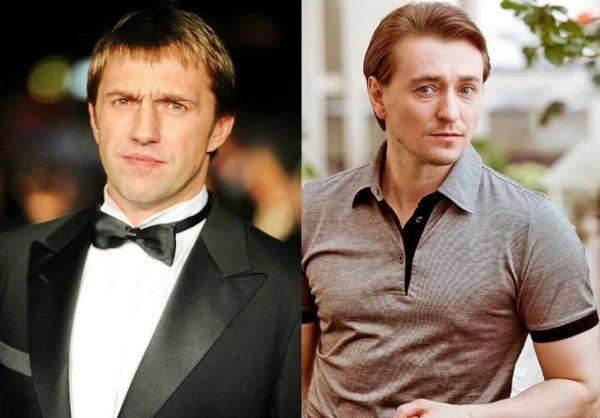 Владимир Вдовиченков и Сергей Безруков