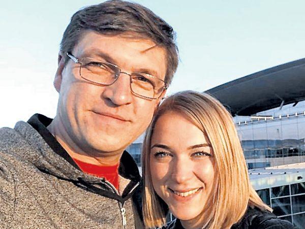 Дмитрий Орлов и Наталья Бражник