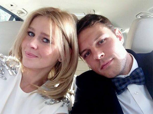 Екатерина Кузнецова и Евгений Пронин