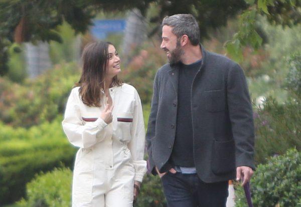 Довела? Бен Аффлек решил дать обет безбрачия после отношений с Аной де Армас