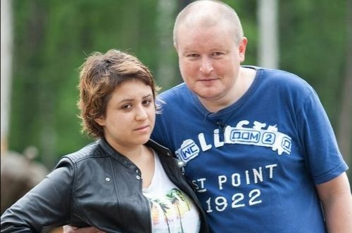 Анна Белякова и Николай Должанский
