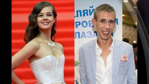Алексей Панин и Екатерина Шпица