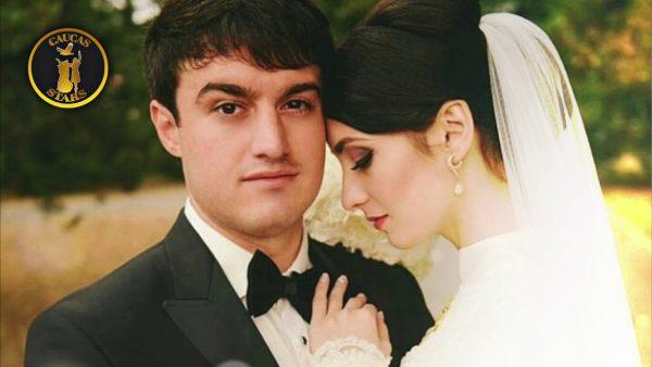 Айдамир Мугу с женой