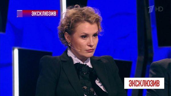 Ксения Рубцова в студии