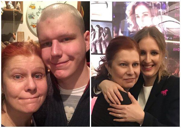 Первая супруга Максима Виторгана была старше на 9 лет: как сейчас выглядит известная актриса и почему распалась звездная пара