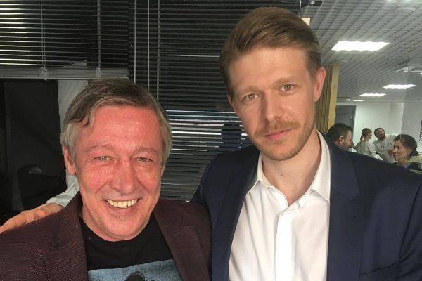 Михаил и Никита Ефремовы.