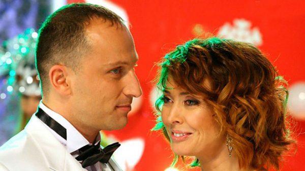 Жанна Фриске и Дмитрий Нагиев.
