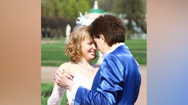 Геннадий Ветров с женой Оксаной