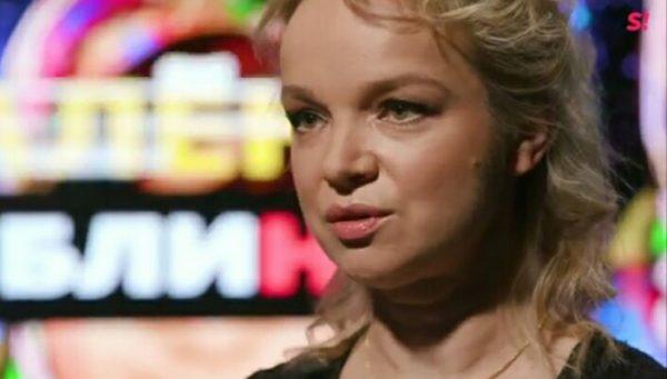 Виталина на шоу «Алёна, блин!»