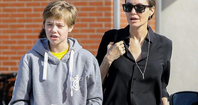Ни следа от мальчуганки... Дочь Анджелины Джоли поразила своей женственностью