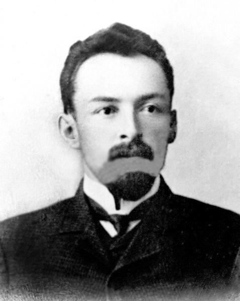 Дмитрий Ильич Ульянов.