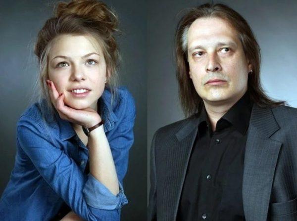 Таисия Вилкова и Михаил Полосухин