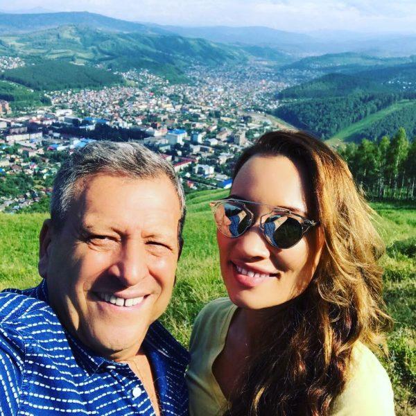 Борис Грачевский и Екатерина Белоцерковская.