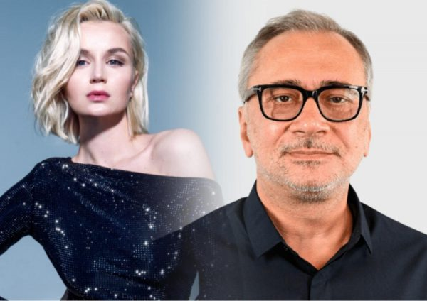 Полина Гагарина и Константин Меладзе