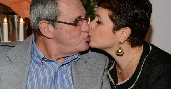 Виторган и Млодик целуются