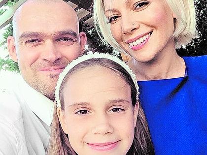 Семейное фото Авроры