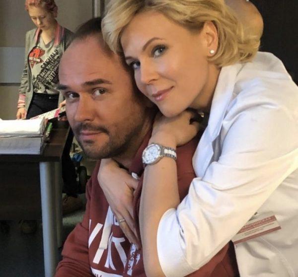 Максим Аверин и Мария Куликова