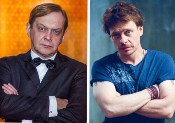 Майков и Горевой