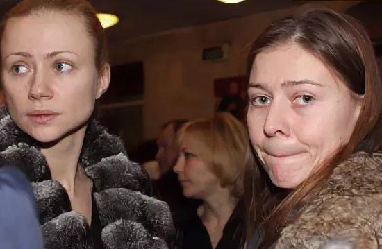 Миронова и Голубкина