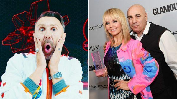 Шнуров, Валерия и Пригожин