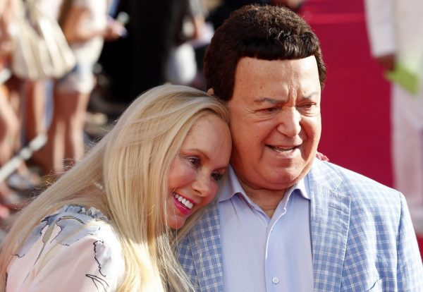 Кобзон с женой