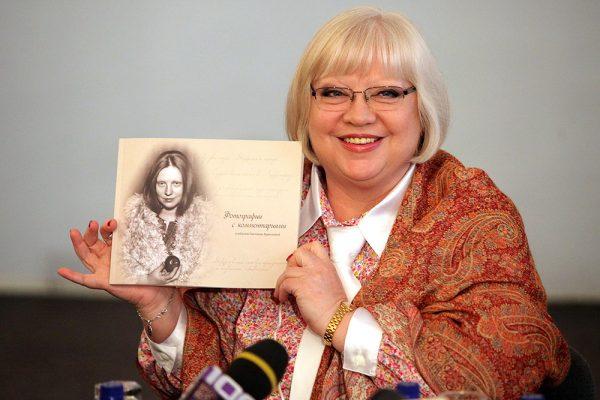 Светлана Крючкова с фото