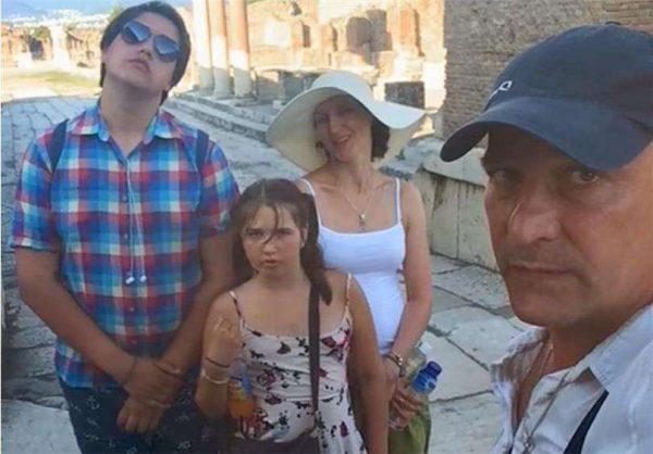 Ярослав Бойко семейное фото