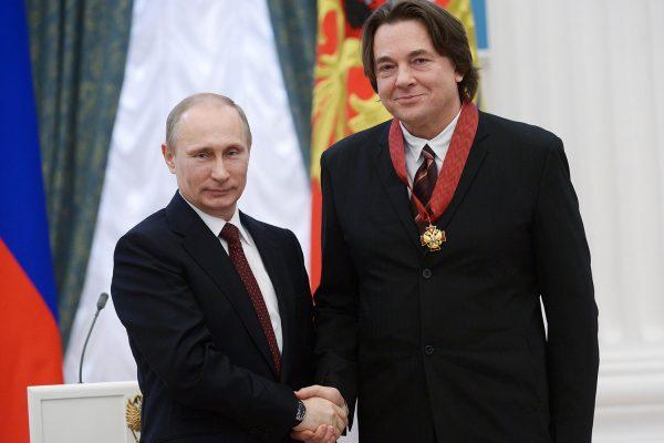 Путин и Эрнст
