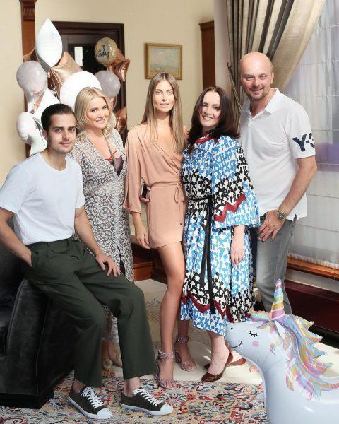 Семья Софии Ротару.